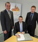 2012 Kooperation mit KEVAG und Gasversorgung